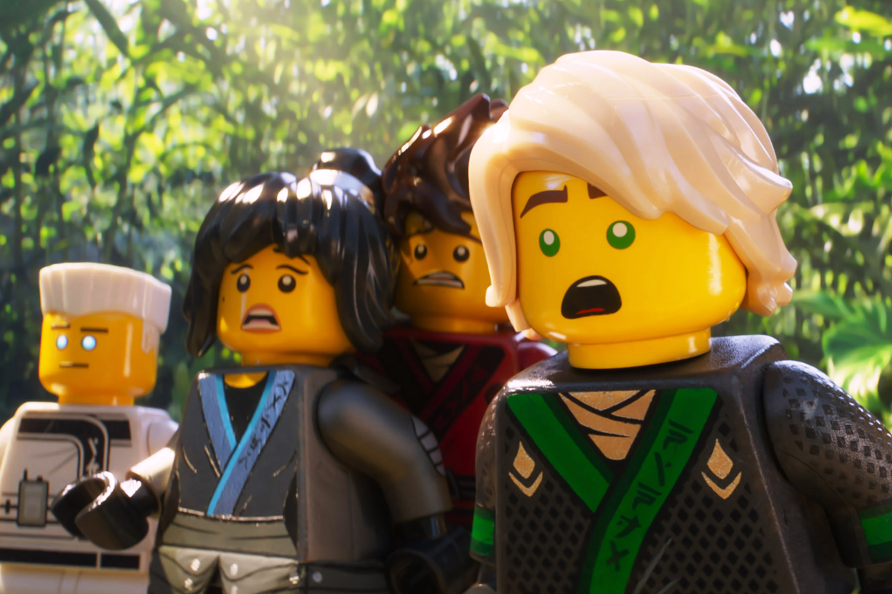 The Lego Ninjago Movie On Hbo Have We Sufficiently Explored Lego Fathers And Sons Decider