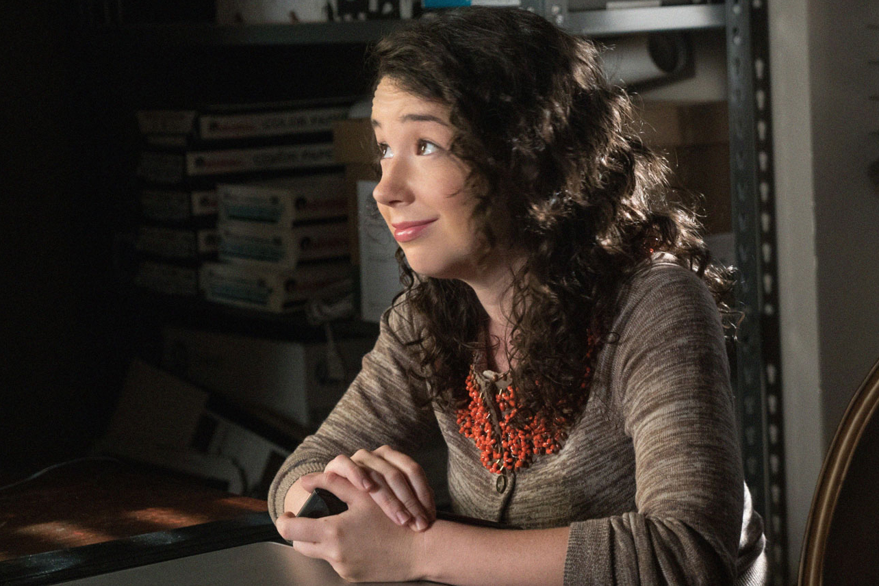 Sarah Steele on 'The Good Fight' Delivered Emmy-Worthy Scene-Stealing