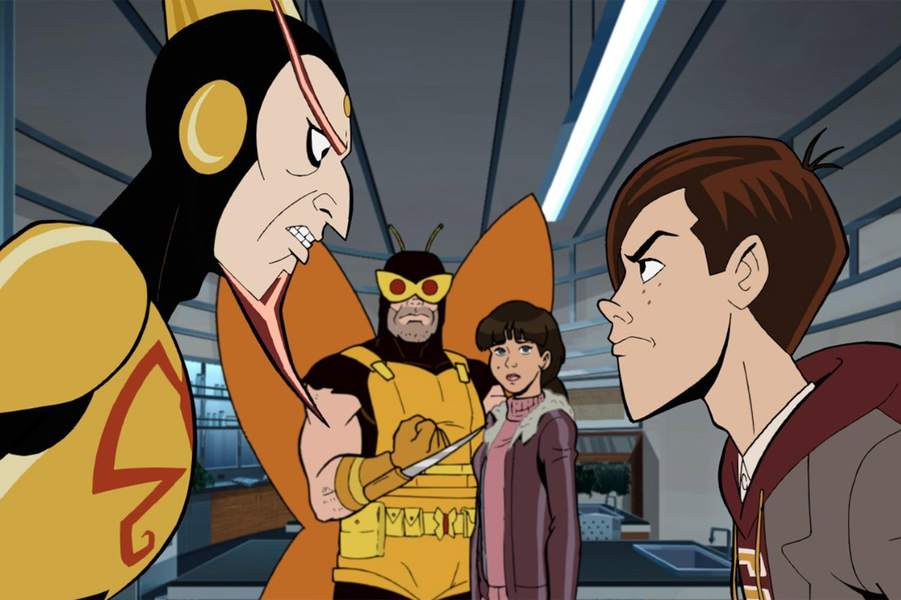 The Venture Bros Newest Heart Wrenching Season Is On Adult Swim For Free Decider