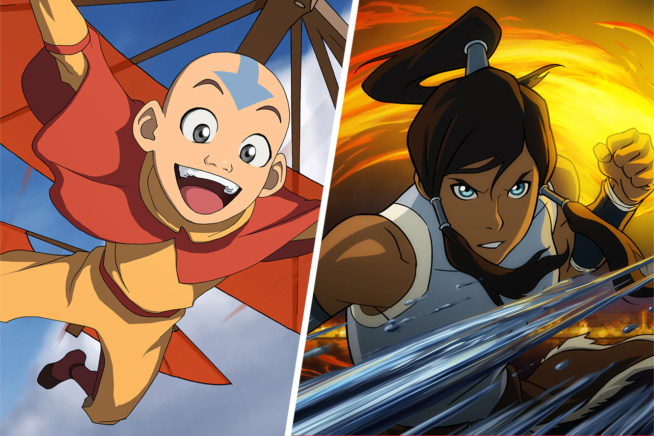 How To Stream Avatar The Last Airbender And The Legend Of Korra Decider