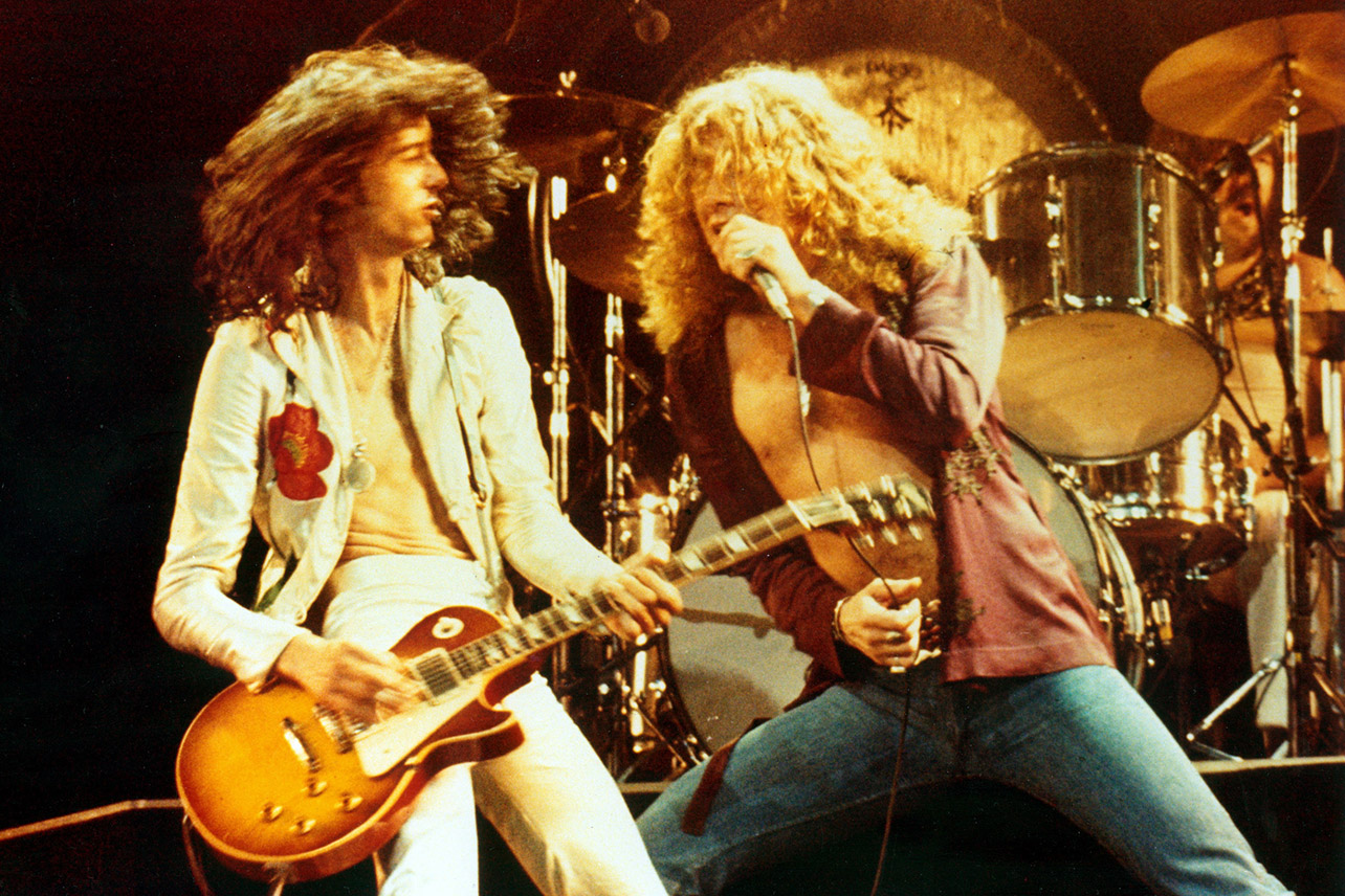 Led Zeppelin S The Song Remains The Same Shows Even The Best Bands Have Off Nights Decider