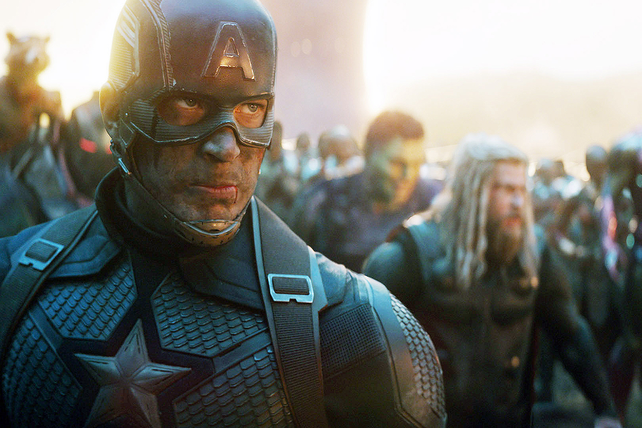 Avengers: Endgame' Writers Decapitated Captain America in an Early Draft   Decider