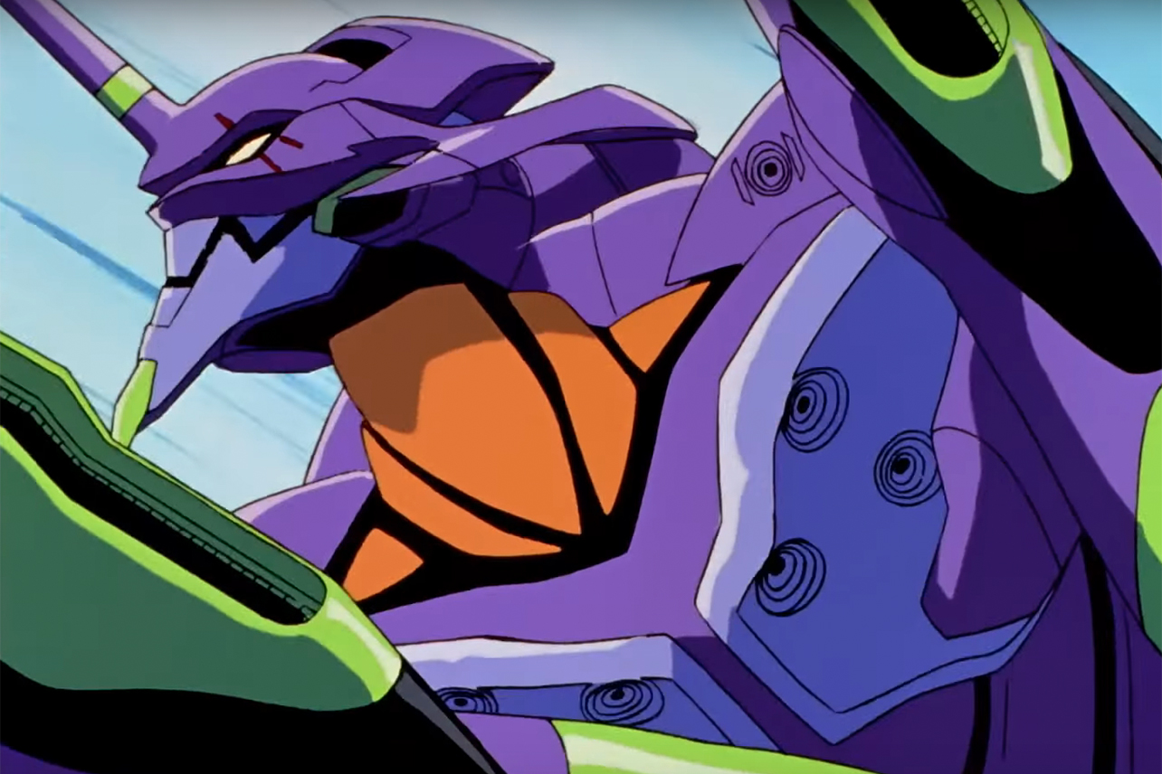 What Time Will Neon Genesis Evangelion Be on Netflix?