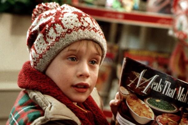 Macaulay Culkin in Home Alone