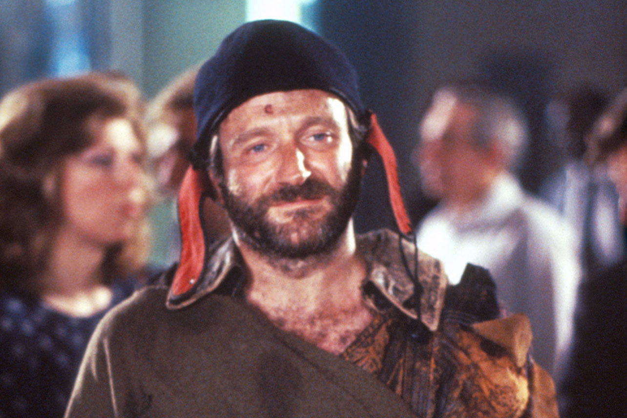 Robin Williams Gave His Finest Performance In The Fisher King Decider
