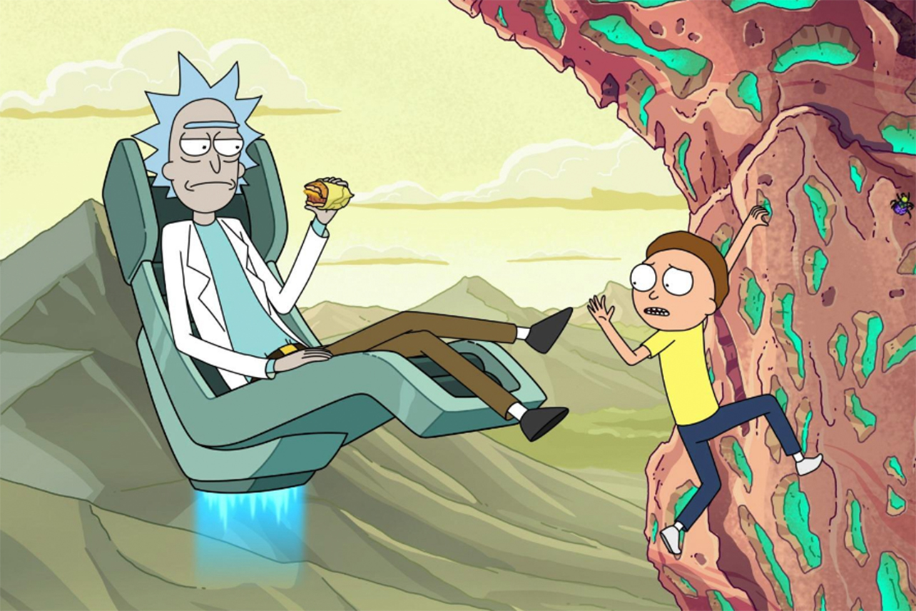 How To Watch The Rick And Morty Season 4 Premiere Online Free