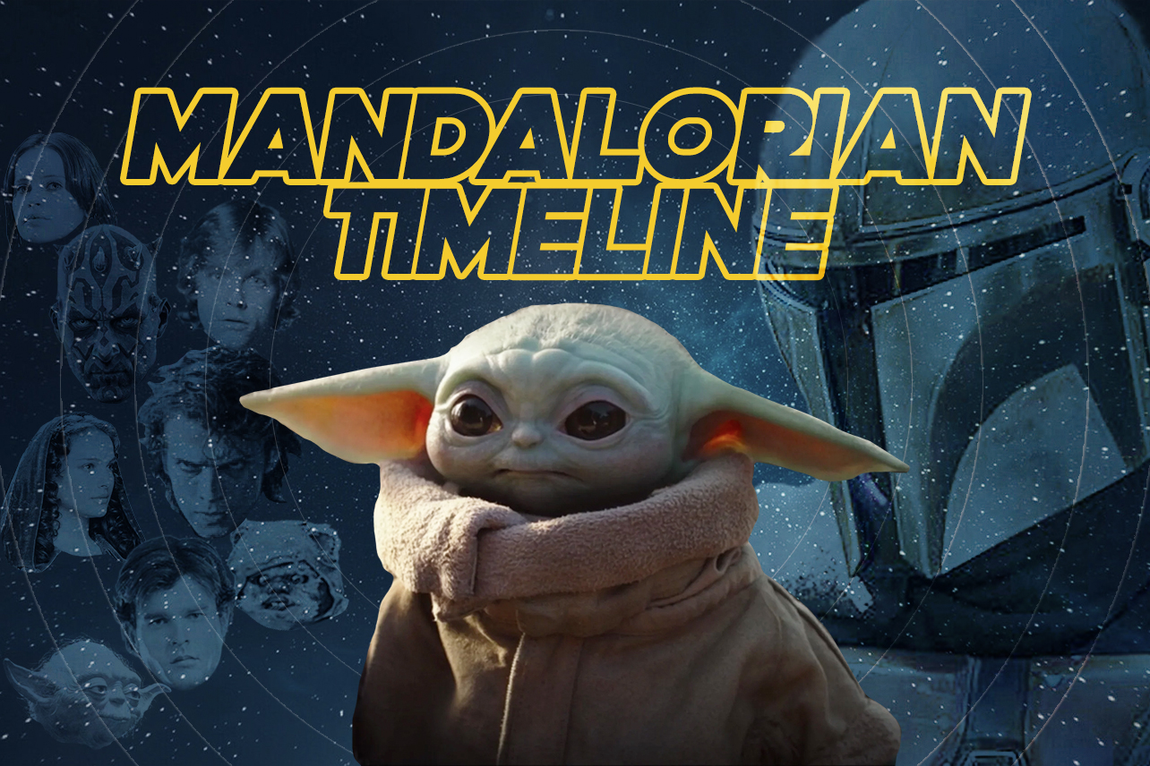 Where Does The Mandalorian Fit In The Star Wars Timeline