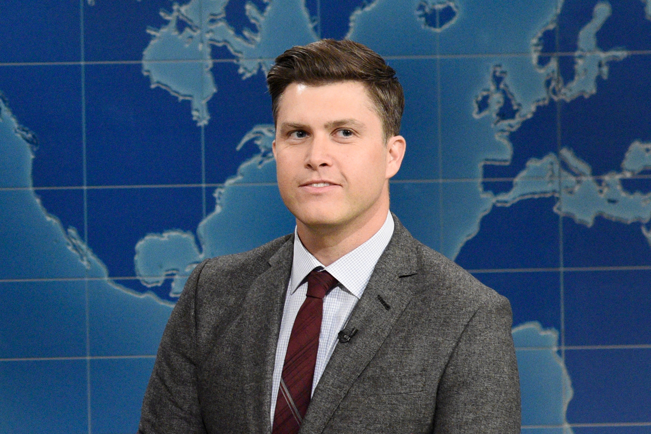 Colin Jost Says He S Preparing Mentally To Leave Snl Decider