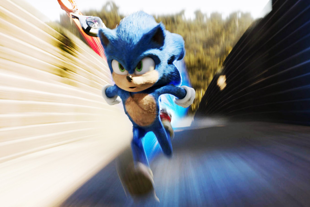 Here S When Sonic The Hedgehog Is Coming To Video On Demand