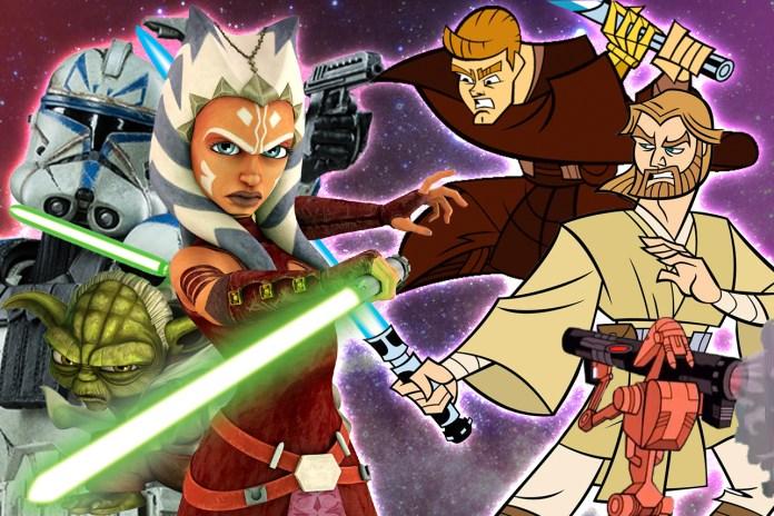 Filoni S The Clone Wars Vs Tartakovsky S Clone Wars Which Star Wars Series Is For You Decider