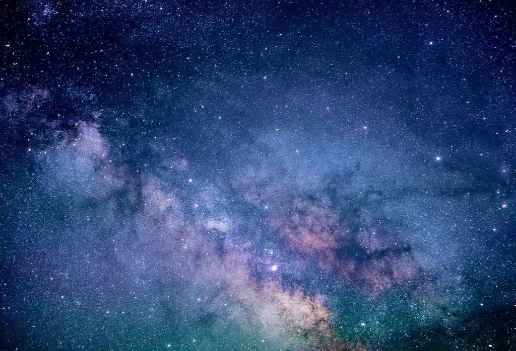Somos un grano de arena en el universo