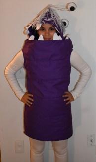 Diy Boo Costume Monsters Inc Decide Tomorrow