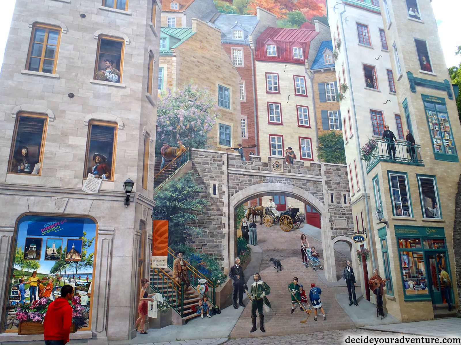Old Québec City, Québec Province, Canada | Decide Your ...