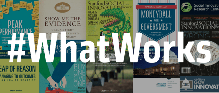 What works reading list