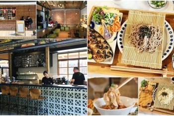 【台南美食】藍晒圖園區內的日式風格文青店,讓吃美食也能充滿了趣味:趣活藍晒圖