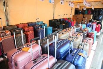 【台南特賣】一年僅此一檔萬國通路行李箱特賣,首度移師新廠區搶先看~