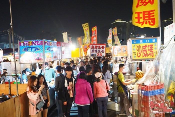 【台南夜市】台南最好逛最好玩的在地人夜市,每週兩天限定開市:武聖夜市
