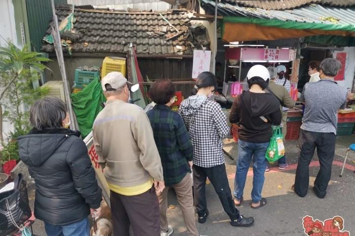 【台南美食】大樹矮屋下的隱藏版,台南在地人不願透露的口袋名單:現做春捲
