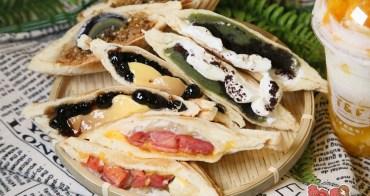 【台南美食】賣到凌晨兩點的熱壓吐司店!竟然把布丁和皮蛋通通包進去:T&F 手作吐司