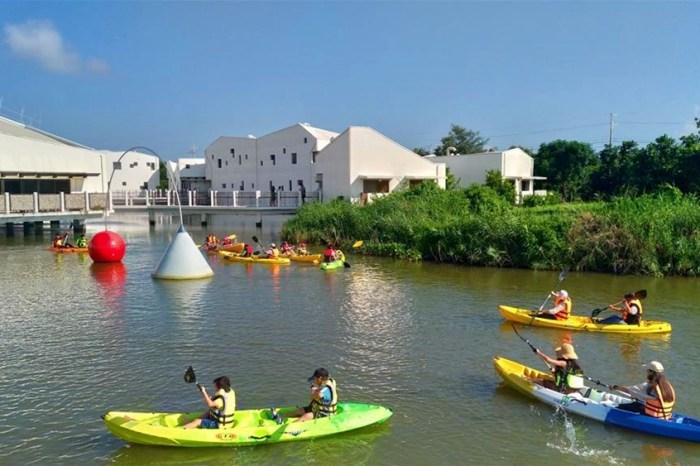 【台南活動】只有三天!台江國家公園開放玩獨木舟、SUP立式划漿~