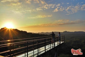 【台南景點】平日免預約!帶你去看那傳說中的台南百萬風景:174翼騎士驛站