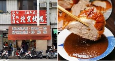 【台南美食】想吃拜託先預約!每次去幾乎都提早完售的人氣烤鴨店:北京烤鴨