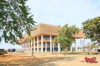 【台南圖書館】台南市立圖書館總館現況實地拍攝,預計2020年完工
