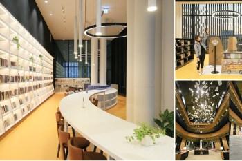 【台南圖書館】台南市立圖書館全新完工!顛覆妳對圖書館的既有印象,老中青三代都會愛上的台南最新打卡點~