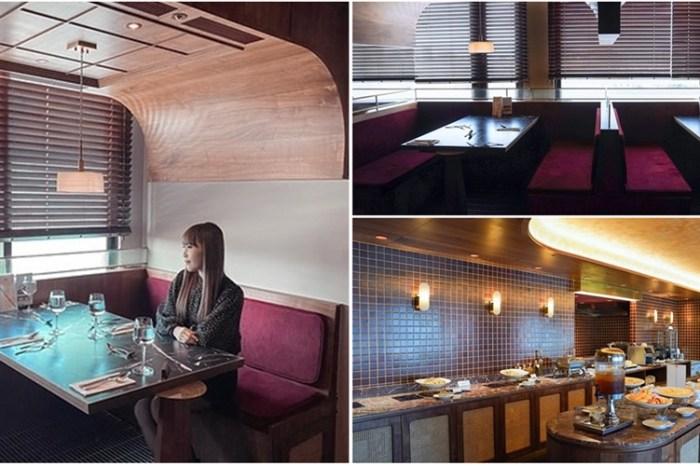 【台南美食】摩登復古氛圍正夯!老餐廳再出發,引領潮流經典不敗:圓頂西餐廳