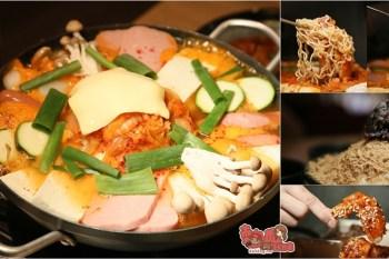 【台南美食】韓式部隊鍋尬韓式雪花冰超強絕配,台南這裡吃得到:扁筷