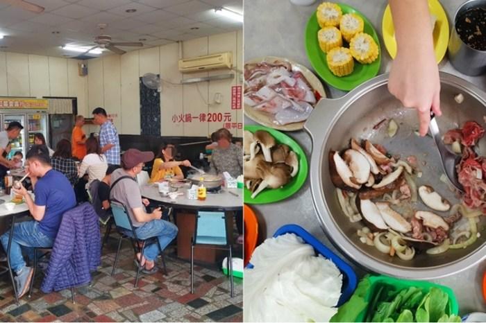 【台南火鍋】南區超人氣火鍋店!招牌必點竟是炸豆腐和炸蝦餅:甜蜜蜜火鍋