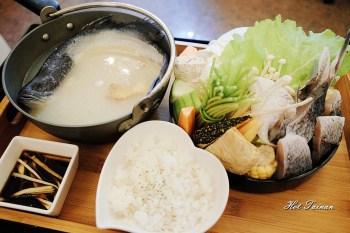 【台南美食】蜜露爾歐式餐廳:鱸魚火鍋限量霸氣登場,再加點盤清爽味美的義大利麵~好吃又高CP值!
