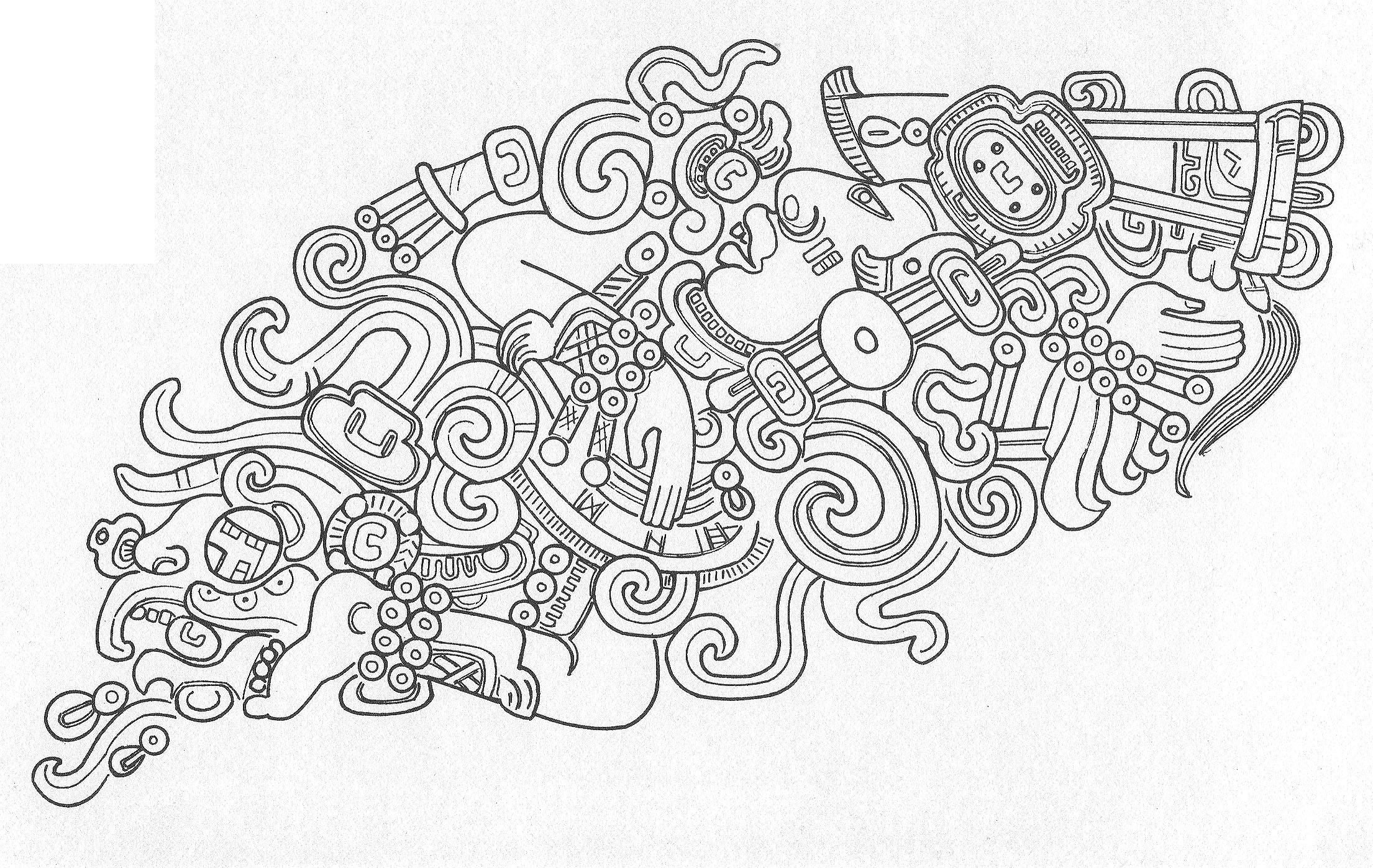 Bending Time Among The Maya Maya Decipherment
