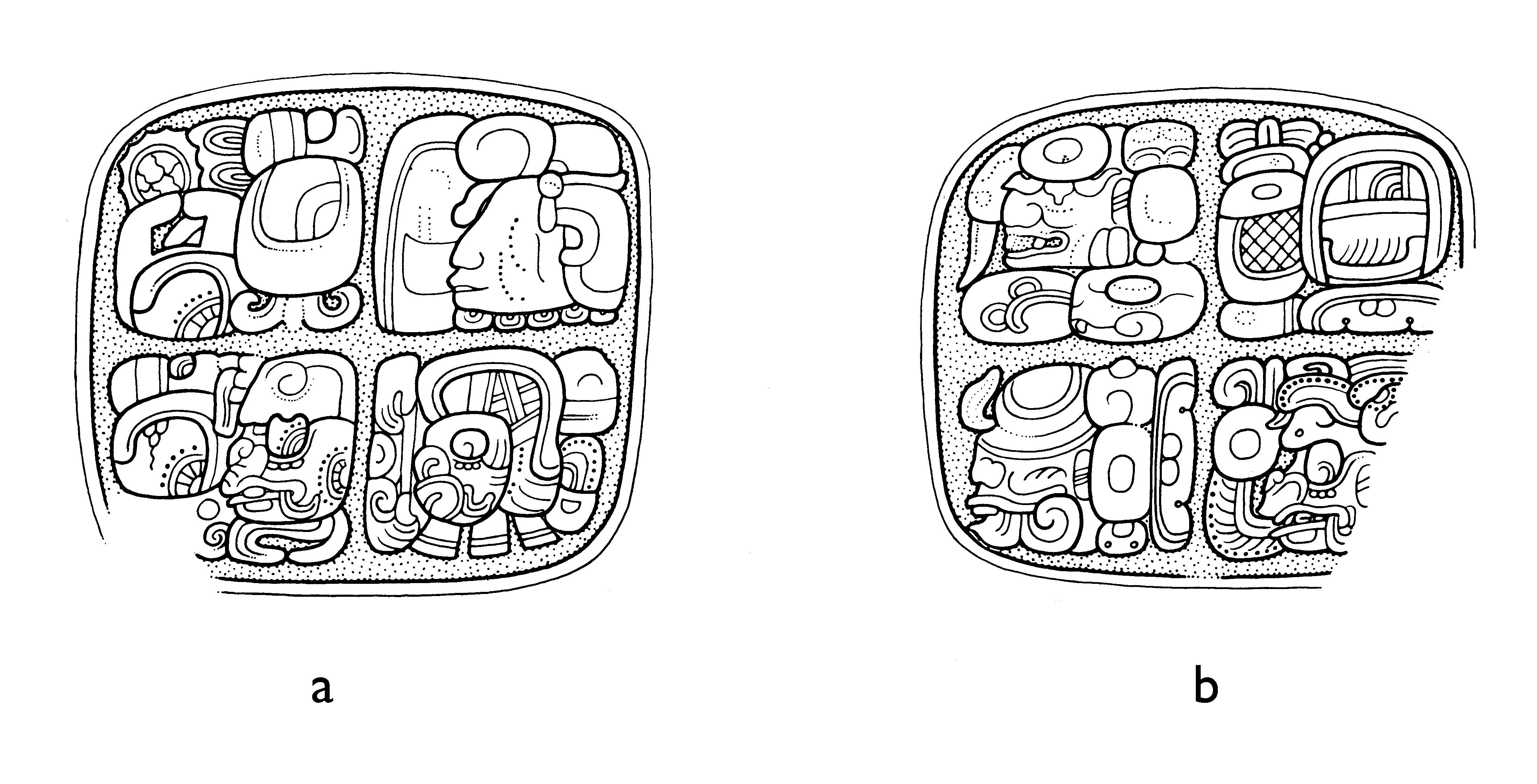 The Caracol Hieroglyphic Stairway Maya Decipherment