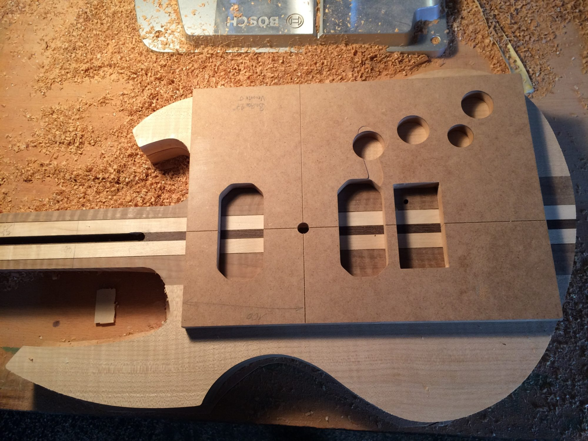 "bariton 27"" routing template"