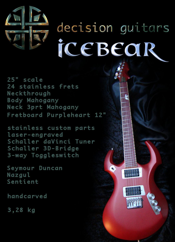 Specs icebear-red