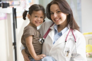 CDHP Toddler and Dentist