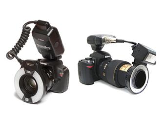 Dental photography single lens