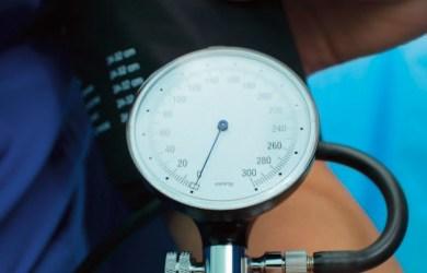 Hypertension reading