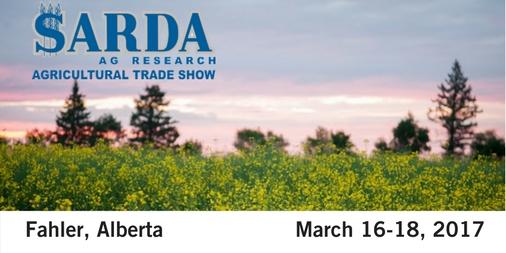 SARDA Agriculture Trade Show 2017