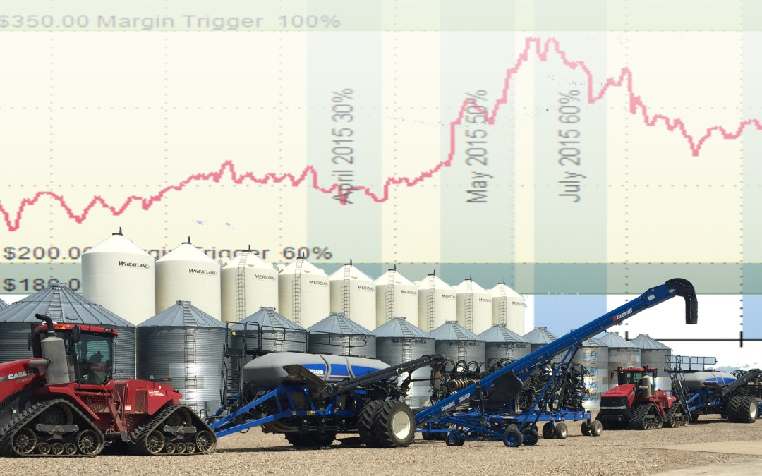 A crop marketing plan can help your margins weather the weather