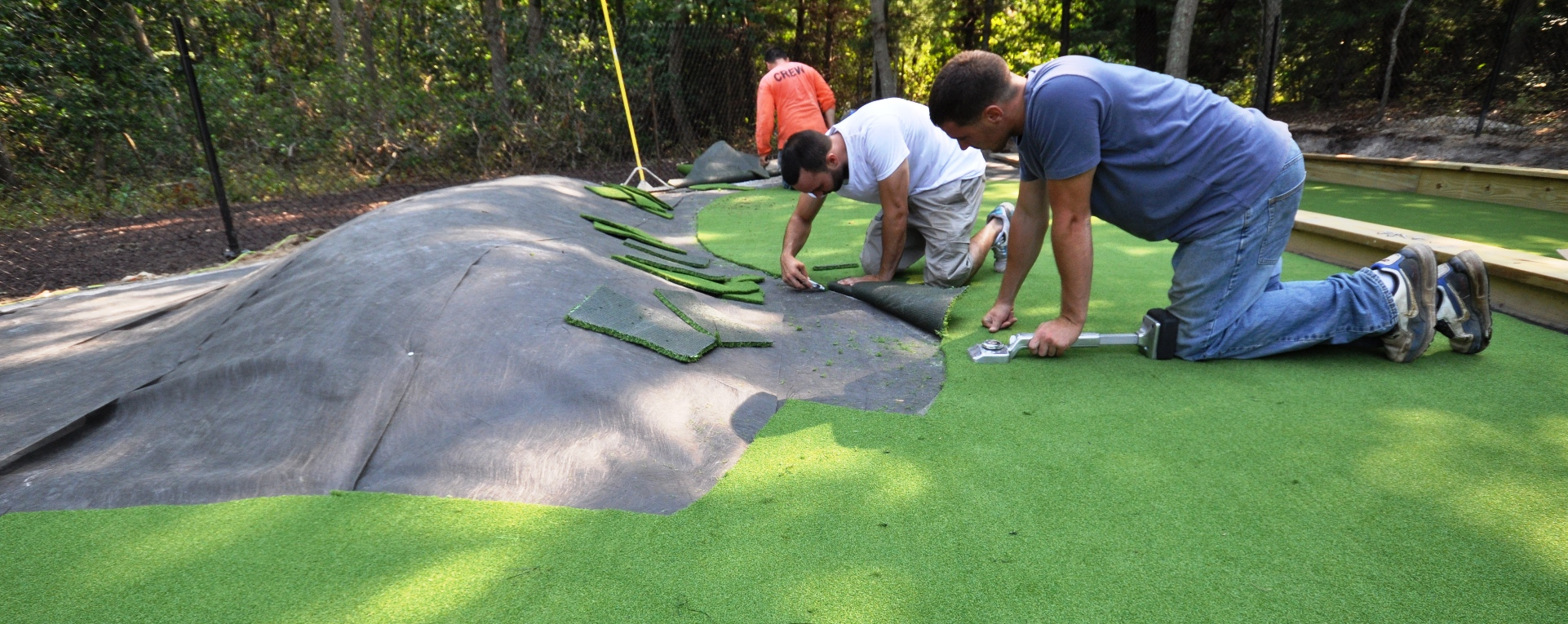 Putting Greens Synthetic Golf Turf Sport Courts