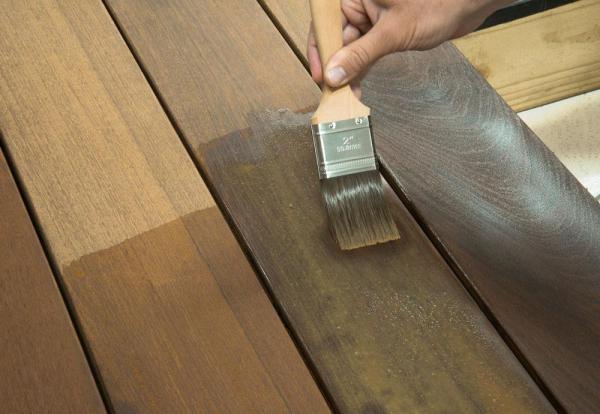 DeckWise WiseCoat Premium Hardwood Deck, Siding and Fence Sealer