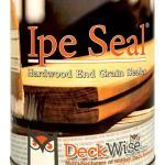 Ipe Seal Hardwood End Grain Sealer