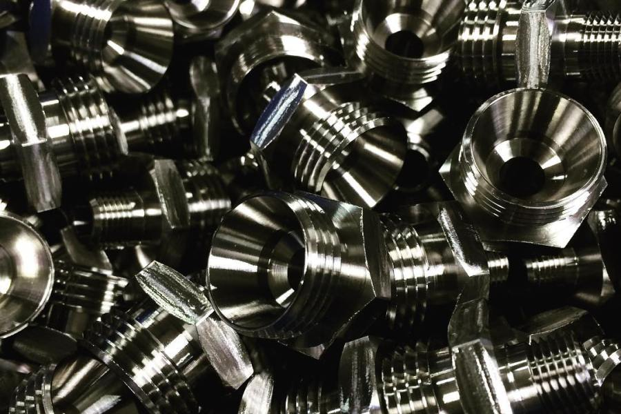 Machined Parts: 316 Stainless Steel