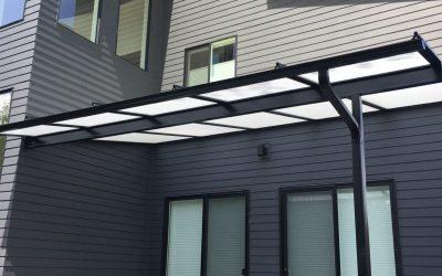 Acrylite patio cover
