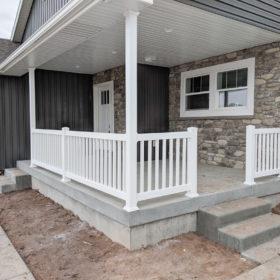 porch deck rails deckpro llc
