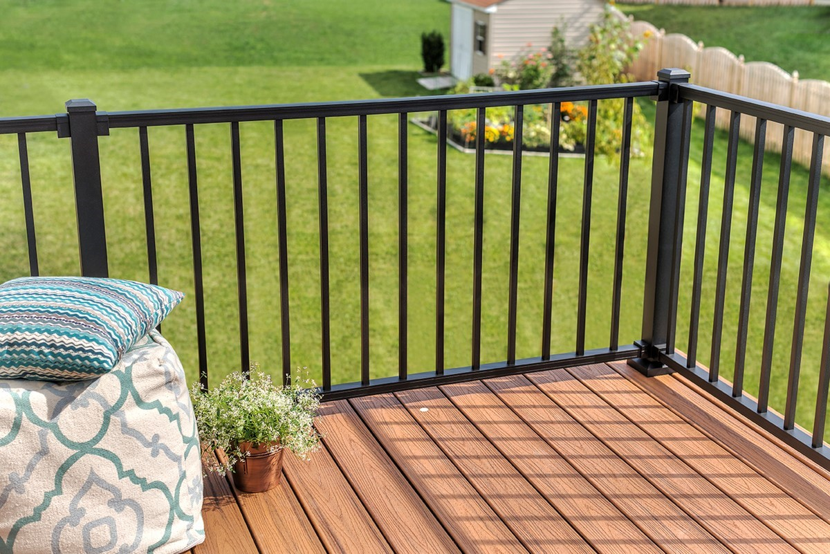 Deck Designs Railings