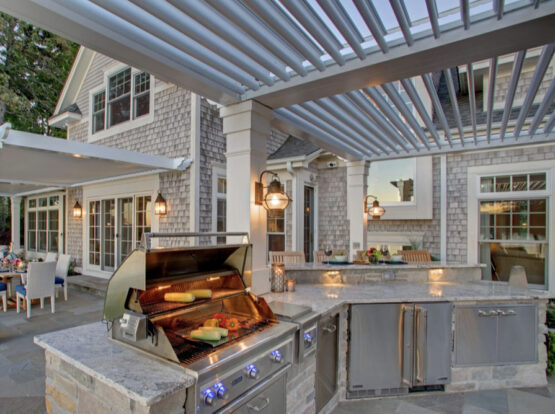 outdoor kitchens rogers ar
