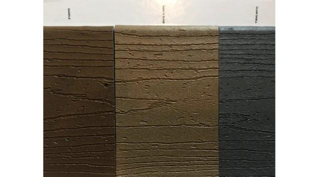 Trex Enhance Basics colours